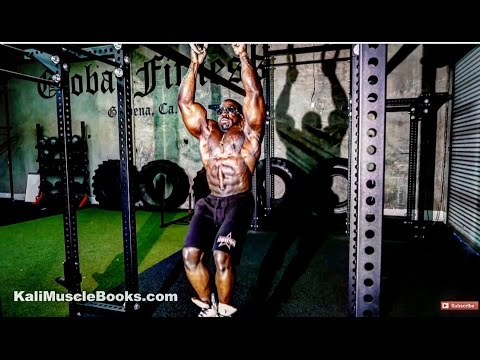 Abs Workout how to have SIX PACK w/ Kali Muscle