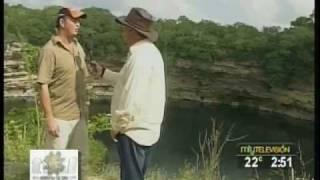 Cenote El Zacaton y La poza Verde en Aldama Tamaulipas