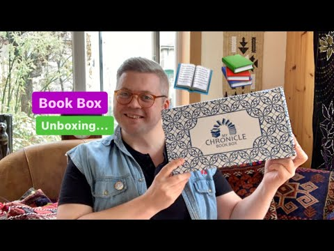 My Chronicle Book Box ~ April 2021 | Crime & Mystery
