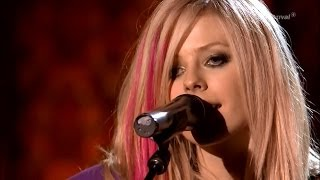 Avril lavigne live at roxy theatre 2007. los angeles, california.innocence_lyricswaking up i see that everything is okthe first time in my life and now it's ...