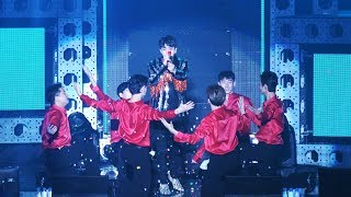 20180609 6PM iKON PRIVATE STAGE KOLORFUL 아이콘 팬미팅 SONG SOLO (윤형 솔로 개인무대) - 날 봐, 귀순 (원곡: 대성) @올림픽홀