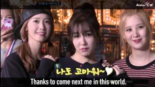 [Ch.SNSD]Message for Tiffany's 26th Birthday(English)