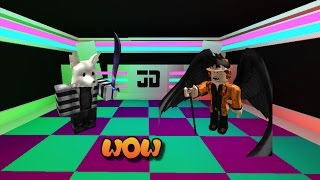 I MEET JORDY (and he hacks) Roblox MMP Hangout