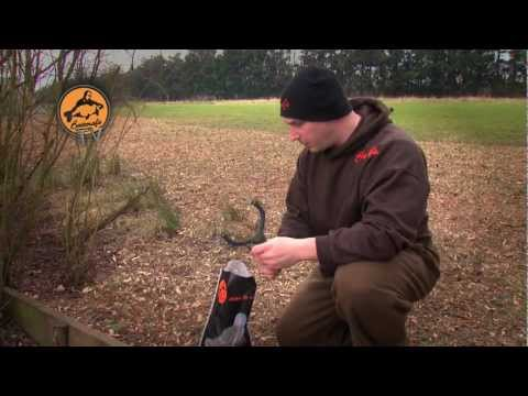Carp Fishing Using Catapults