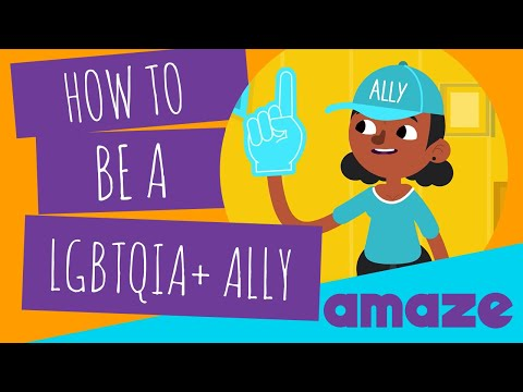 How To Be A LGBTQIA+ Ally