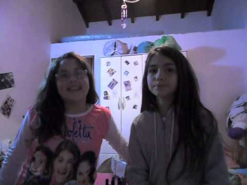 Las Fans De Violetta (Video 2) Videos De Viajes