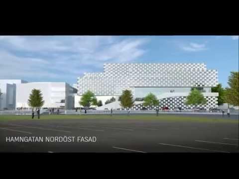 MDH - nytt campus Eskilstuna