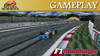 "F1 Challenge [Saturn] by Bell Corporation - Suzuka Circuit (11'46""627) [HD] [1080p]"