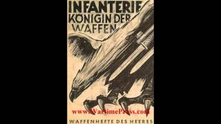 Königin der Waffen Deutsche Infanterie