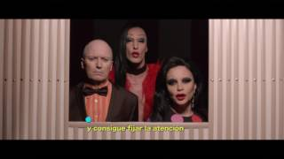 Смотреть клип Fangoria - Geometría Polisentimental