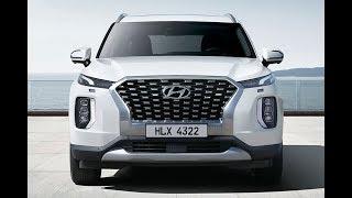 Обзор Хендай Палисад Hyundai Palisade Start Up, Test Drive & In Depth Review