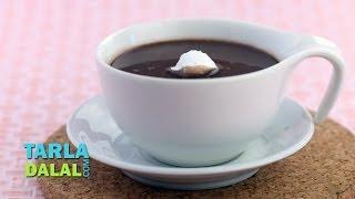 Hot Chocolate by Tarla Dalal