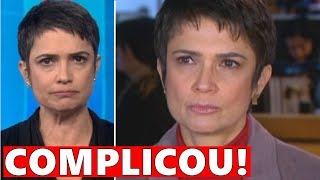 Após demissão de Dony de Nuccio, Globo não perdoa e sobra ate pra Sandra Annenberg.
