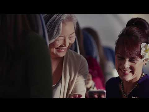 Hawaiian Airlines campaign showcases unique culture and service