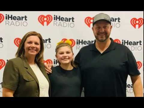 Meredith And AJ In The Morning - Help Us Grant More Make-A-Wish Wishes Just Like This One