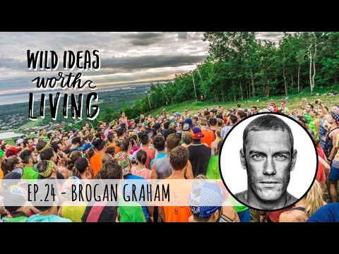 Empowering People to Get Fit and Talk to Strangers Around The World with Brogan Graham