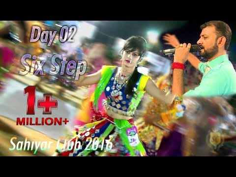 Six Step Dhamaal with Rahul Mehta Day 02 @ Sahiyar Club 2016
