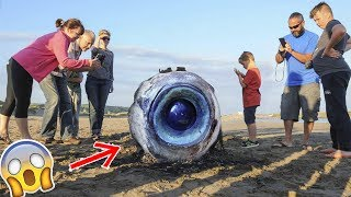 10 Cosas Extrañas Expulsadas por el Mar