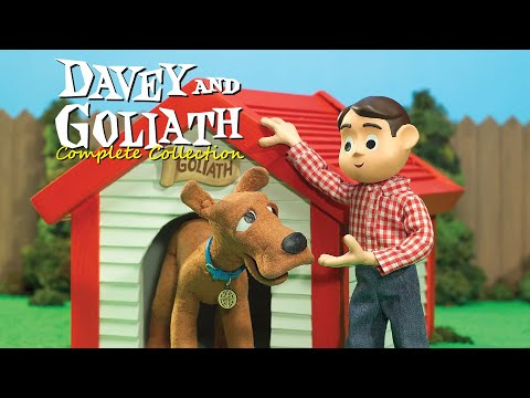 Davey And Goliath - Christmas Lost And Found