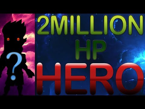 2 Million HP HERO | CRAZY HIT POINTS | CASTLE CLASH