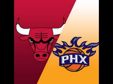 NBA Chicago Bulls vs Phoenix Suns Highlights - Teletovic buzzer beater - 7th December, 2015 ...