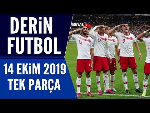 Derin Futbol 14 Ekim 2019 Tek Parça - Fransa Türkiye Maçı