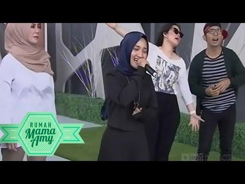 Wah Fatin Shidqia Duet Sama Siapa Nih Keren Banget  - Rumah Mama Amy (22/2)
