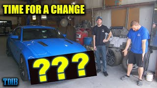 homepage tile video photo for Giving My 2013 Mustang GT a Modern Facelift! (AGAIN?!)