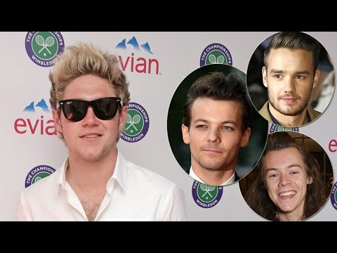 One Direction Reacts To Niall Horan's Solo Song...