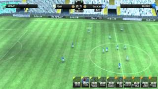 FX Football Gameplay(PC)