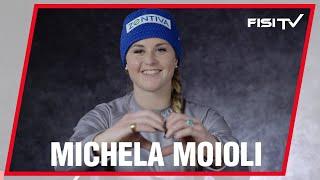Michela Moioli: 'Ho dei sogni nel cassetto...'