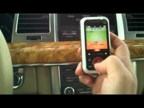 Syncing a phone to Microsoft Sync WITHOUT a touch screen