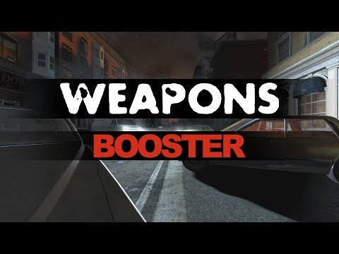 Left 4 Dead 2 - Weapons Booster