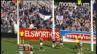 Geelong v Port Adelaide, Round 3 2011 - Cats beat Port by 79 points