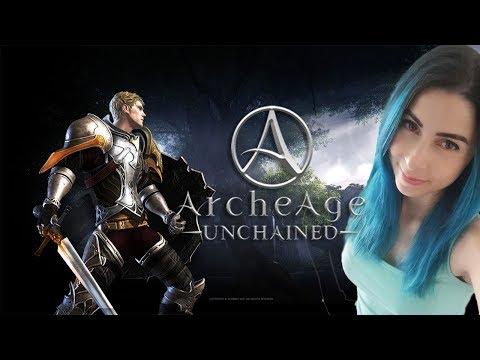 MMORPG Archeage Unchained - Classi E Razze - NUIAN