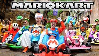 Mario Kart In Real Life