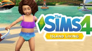 Can You Ocean Swim In Other Worlds? // The Sims 4 Island Living