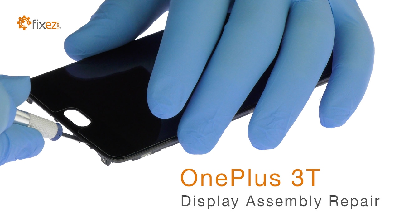 Oneplus 3t Display Assembly Repair Guide Fixezcom Youtube Led Dance Glove Get The Party Started With Your Own Interactive Light Premium
