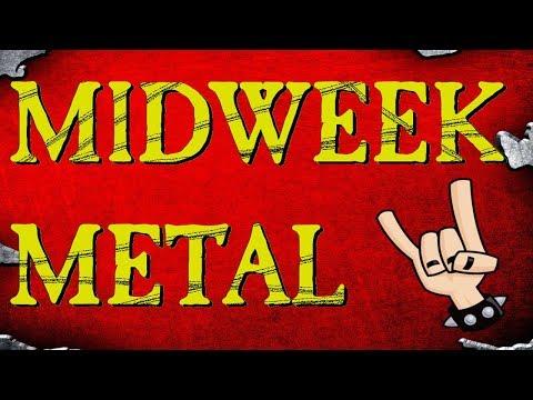 Midweek Metal Episode 45 - Manson, Mercenaries & an Onion
