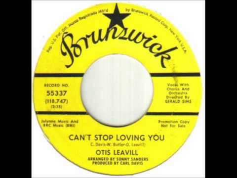 Otis Leavill - Can't Stop Loving You