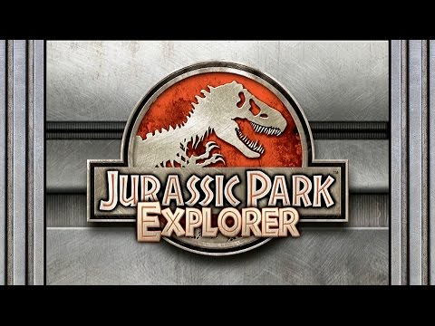 Jurassic Park Explorer | A DVD ADVENTURE!