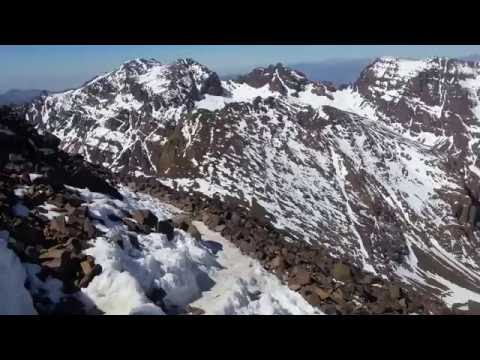 The Best travel in sommet toubkal / Morocco  2016