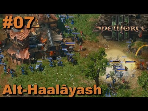 Spellforce 3 | #07 | Alt-Haalâyash | Let's Play (German)