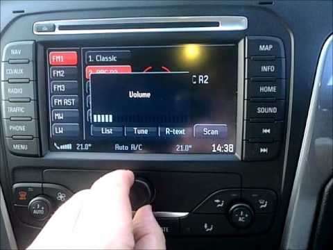 2012 Mondeo Business Edition Youtube
