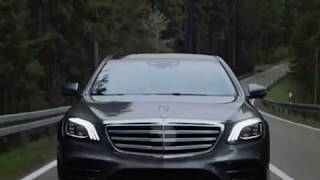 Mercedes-Benz S-Class – Lead the Way