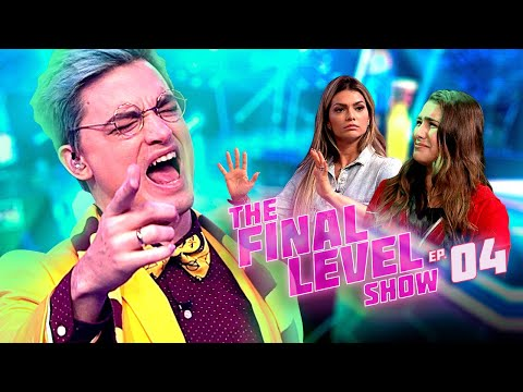 THE FINAL LEVEL SHOW EP4 - KELLY KEY vs. BIBI TATTO