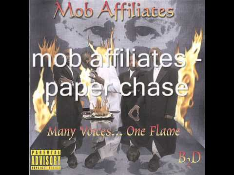mob affiliates - paper chase (G-Funk)