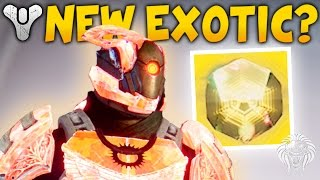 Destiny: THE MYSTERY EXOTIC? Changes In The Tower, New Kiosk Blueprint & Vendor Items