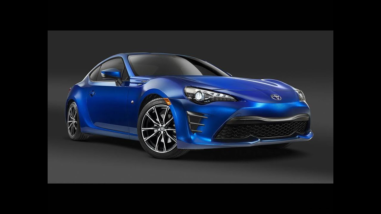 Good 2017 Toyota 86   Toyota Sports Car