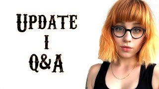 Update życiowy i Q&A